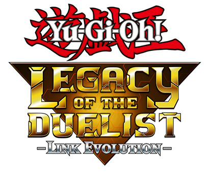 Yu-Gi-Oh! Legacy of the Duelist: Link Evolution logo