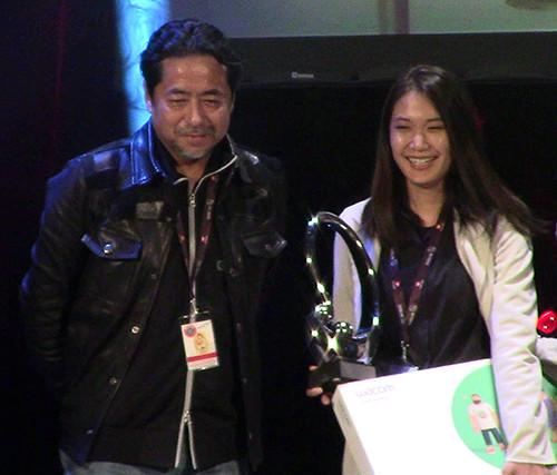 Kazuki Takahashi and Tanatach Chokcharoensup at MAGIC 2019
