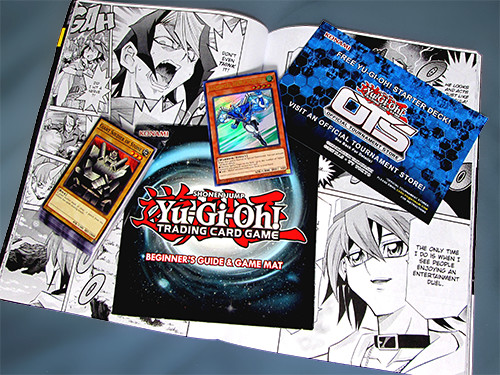 Yu-Gi-Oh! TCG cards and extras included with the Weekly Shonen Jump Spring 2019 Jump Pack