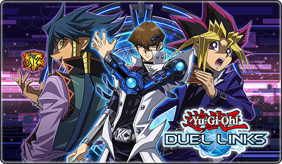 Yu-Gi-Oh! The Dark Side of Dimensions playmat in Yu-Gi-Oh! Duel Links