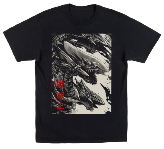 Blue-Eyes Ultimate Dragon T-shirt from Atsuko