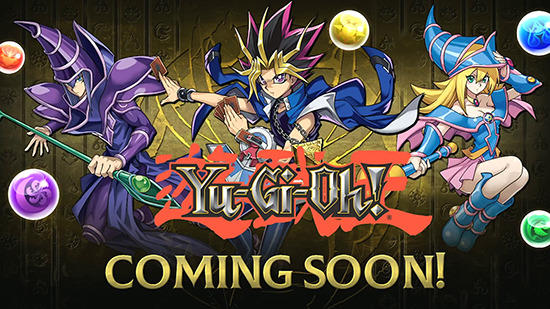 Puzzle & Dragons North America Yu-Gi-Oh! Collaboration coming soon