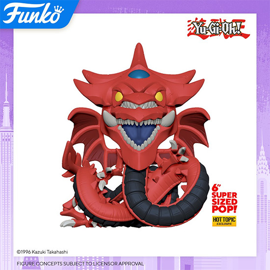 Slifer the Sky Dragon Funko Pop! figure