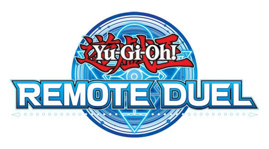 Yu-Gi-Oh! Remote Duel logo
