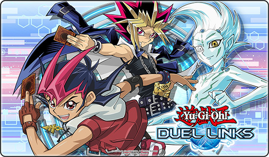 Yu-Gi-Oh! ZEXAL World update celebration playmat in Yu-Gi-Oh! Duel Links