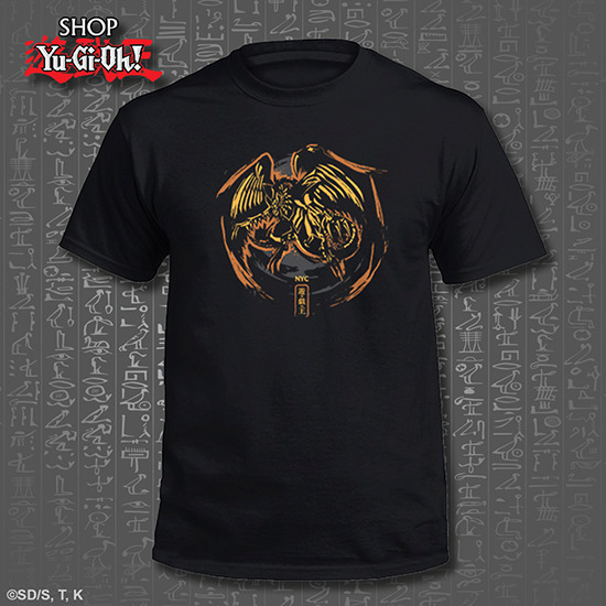 Winged Dragon of NY T-shirt from Shop-YuGiOh.com