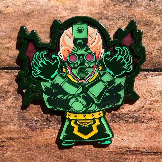 Chibi Jinzo pin by Pin Club