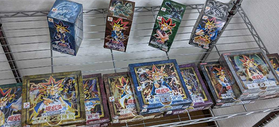 More of the Yu-Gi-Oh! cards auctioned off by dnlay04438 on Yahuoku!