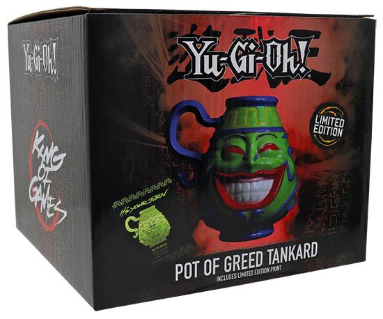Pot of Greed Tankard box by Fanattik